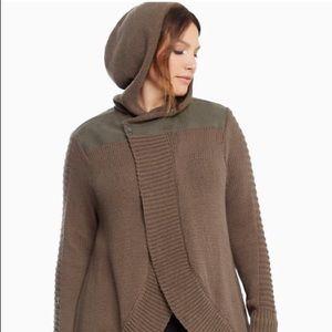 Torrid Star Wars rogue one hooded cardigan 4X